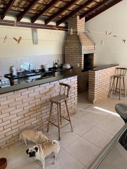 Casa Em Novo Paraíso, Araçatuba/sp De 204m² 3 Quartos À Venda Por R$ 320.000,00 - Ca244805