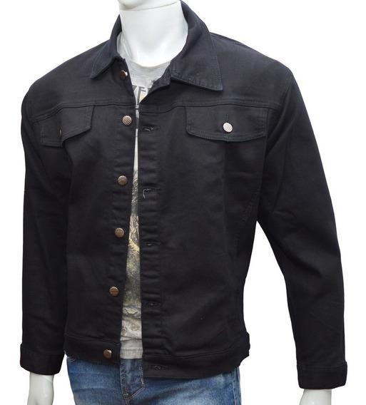 Jaqueta Jeans Masculino 100% Algodão Diversas Cores