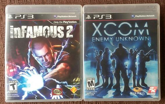 Infamous 2 + Xcom Enemy Unknown