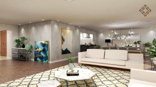 Higienópolis - Apartamento Com 322 Metros De Área Útil E 2 Vagas - Ap44538