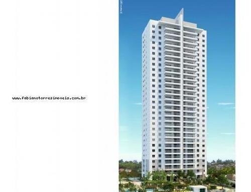 Apartamento Para Venda Em São Bernardo Do Campo, Centro, 3 Dormitórios, 1 Suíte, 3 Banheiros, 2 Vagas - Domo_2-701275