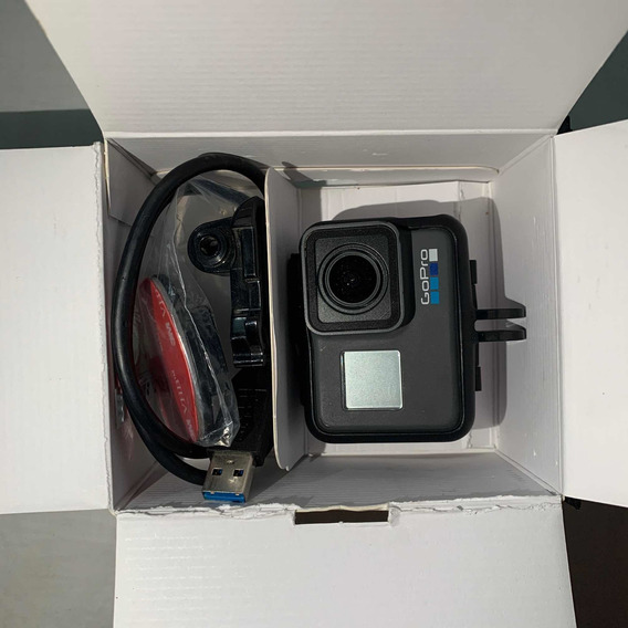 Câmera Digital E Filmadora Gopro Hero 6 Black