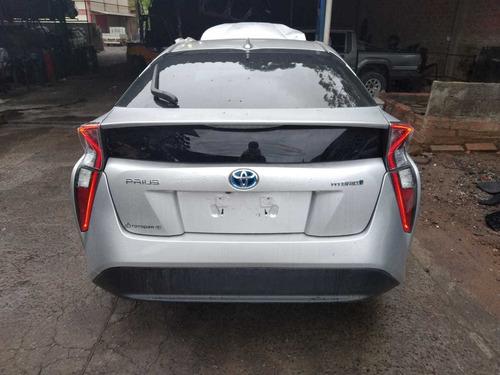 Sucata Toyota Prius 2018 Gasolina/eletrico 98cvs
