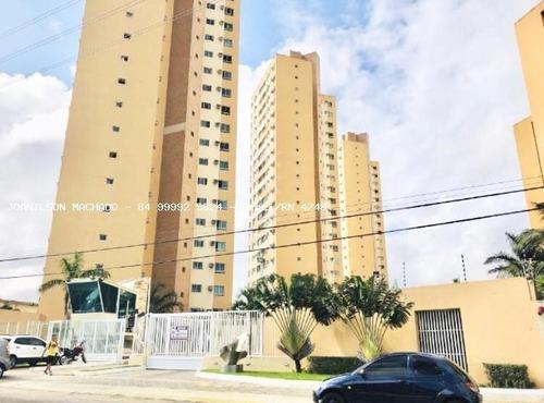 Imagem 1 de 15 de Apartamento Para Venda Em Natal, Lagoa Nova - Condomínio Torres Amintas Barros, 3 Dormitórios, 2 Suítes, 3 Banheiros, 2 Vagas - Ap1722-to_2-1162658