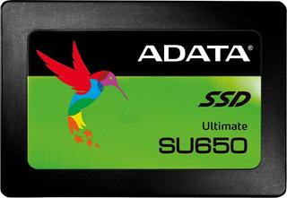 Disco Ssd 480gb Adata Su650 - Revogames