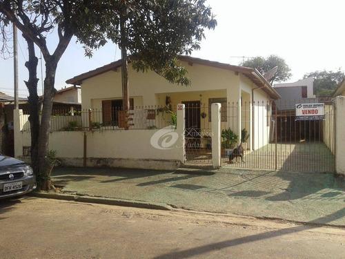 Casa Residencial À Venda, Vila Maria Helena, Indaiatuba. - Ca1862