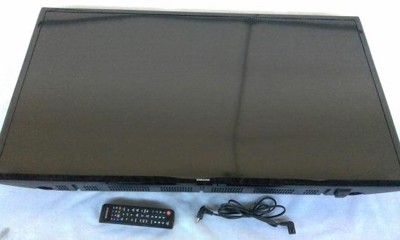 Tv Samsung 43 Tela Trincada Somente P/ Tirar Peças