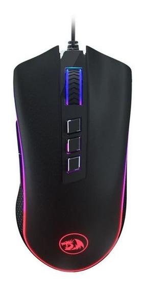 Mouse Gamer Redragon Rgb King Cobra Fps 3360 M711-fps