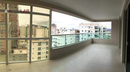 Apartamento À Venda, 174 M² Por R$ 1.260.000,00 - Meia Praia - Itapema/sc - Ap2138