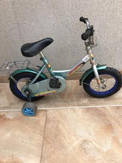 Bici Rodado 12 Ideal Inicio Para Niños