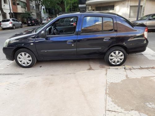 Imagen 1 de 14 de Renault Clio 1.2 Tric Authentique 2006