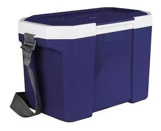Caixa Termica 24l Alladin Com Alça - Azul