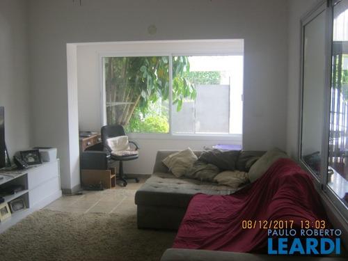 Imagem 1 de 15 de Casa Assobradada - Jardim Paulista  - Sp - 529783