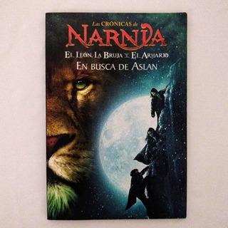 Libro Las Cronicas De Narnia El Leon, La Bruja Y El Armario