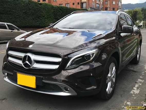 Mercedes Benz Clase Gla 200 At 1600 Aa Abs