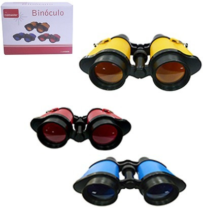 Binoculos Colors 16,5x12x5,5cm ;)