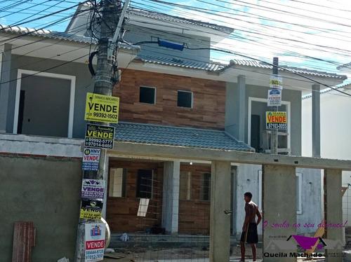Maravilhosa Casa Duplex Com 2 Suítes  Na Melhor Área De Itaipuaçu!! - 103