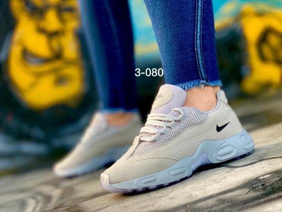 Zapatillas Tenis Deportivos Para Mujer