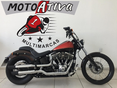 Harley Davidson Softail Blackline 2013