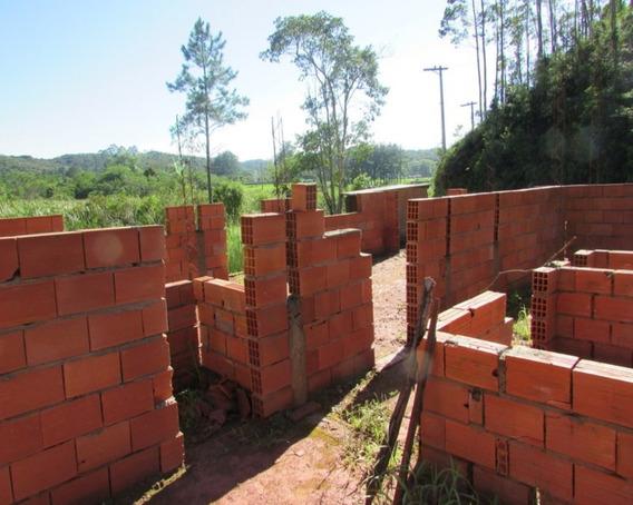 Juquitiba/mini-chácara P/moradia/em Construção /ref: 04539