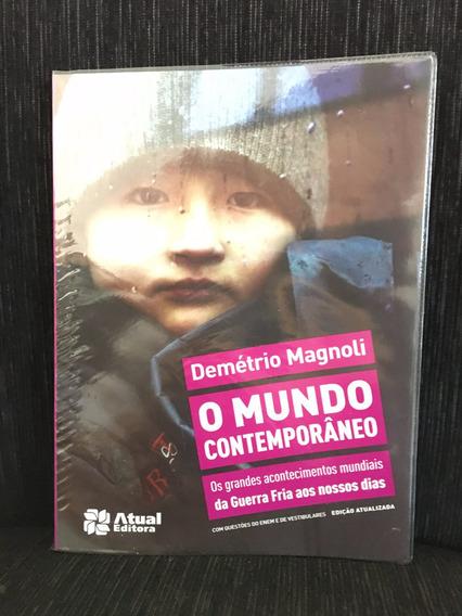 Livro De Geografia - Demétrio Magnoli - Atual Editora