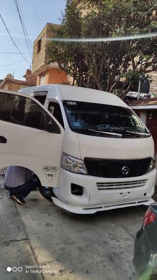 Nissan Urvan 2.5 12 Pas Aa Mt 2015