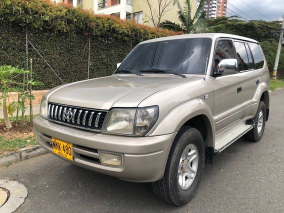 Toyota Prado Vx 2007