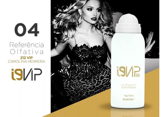 Perfume 212-vip (carolina Herrera) I9life Nº04 100ml