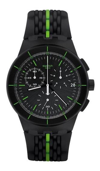 Relógio Swatch Laser Track Masculino Susb409