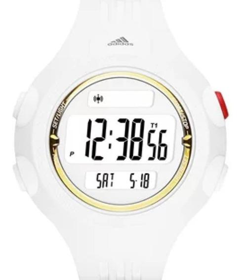 Relógio adidas Questra Branco Adp3141 Fitness