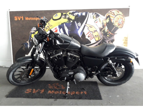 Harley Davinson Xl 883n Iron