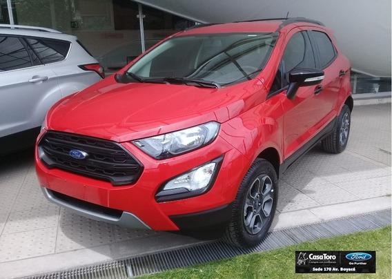 Ford Ecosport Freestyle 2.0 4x4 2020 Avboyaca 170 Ford Ct A