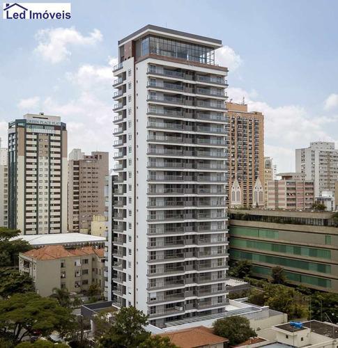 Apartamento Com 2 Dorms, Vila Clementino, São Paulo - R$ 1.66 Mi, Cod: 423 - V423