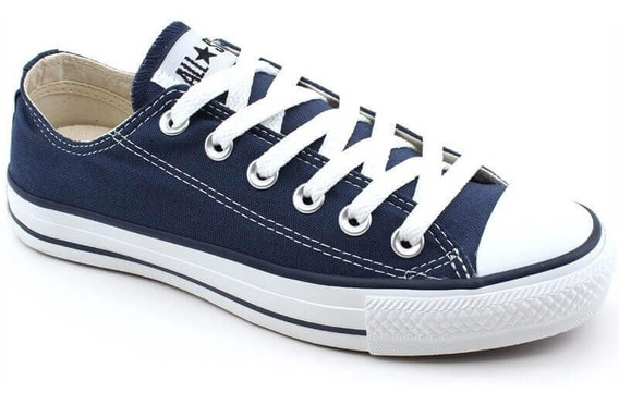 Tenis All Star Converse Cano Baixo Ct As Core Ct114