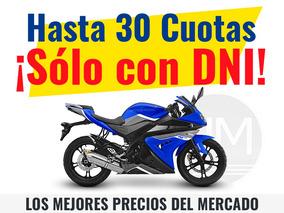 Moto Zanella Rz 25 R Deportiva Pista 0km Urquiza Motos Roja