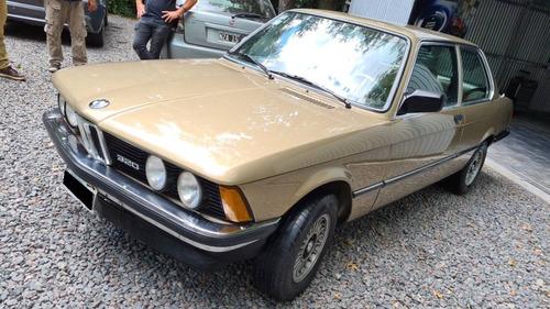 Bmw 320i 1981 Mt 5ta Dorado Coupe E21 Charliebrokers