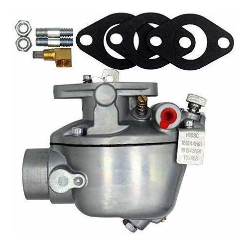 Carburador Para Massey Ferguson Te20 To20 To30
