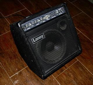 Amplificador Laney Ah-80 Teclado, Guitarra, Voz