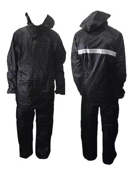 Capa Chuva Impermeável Motoqueiro Masculino Calca E Jaqueta