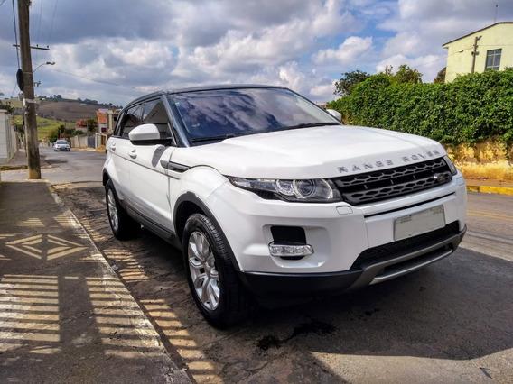 Land Rover Range Rover Evoque Pure Tech 2.0 Turbo Branco