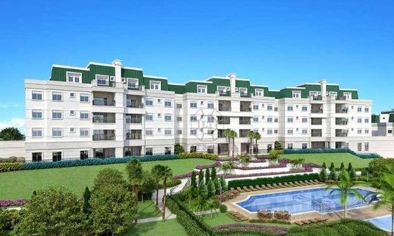 Apartamento Residencial À Venda, Recanto Feliz, Campos Do Jordão. - Ap0375