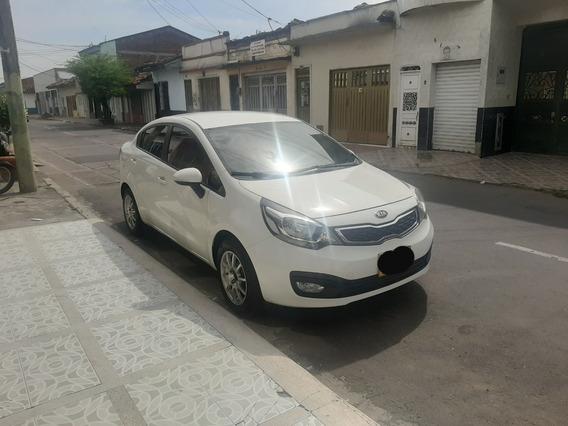 Kia Rio Cc 1400 Blanco