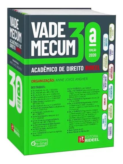 Vademecum Acadêmico Rideel +brinde