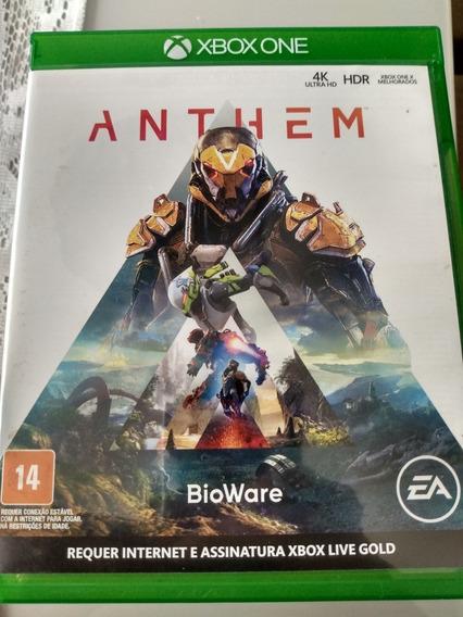 Jogo Anthem - Mídia Física - Xbox One
