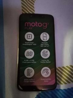 Celular Motorola G7 Play, Nuevo Att 32gb
