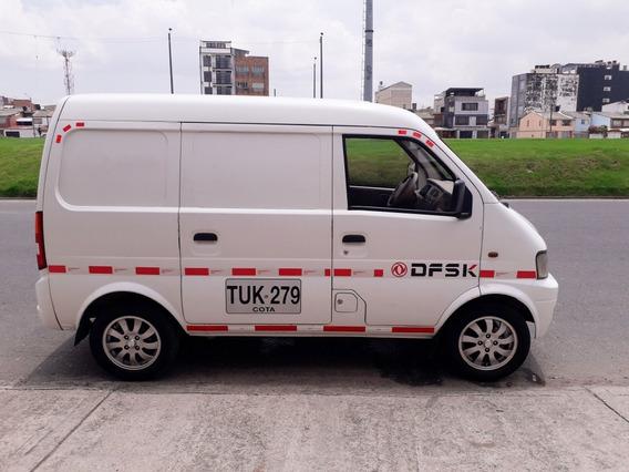 Dfm Dfsk 2013 Van Cargo Panel Pública