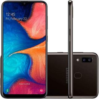 Celular Samsung Galaxy A20 Nuevos En Caja