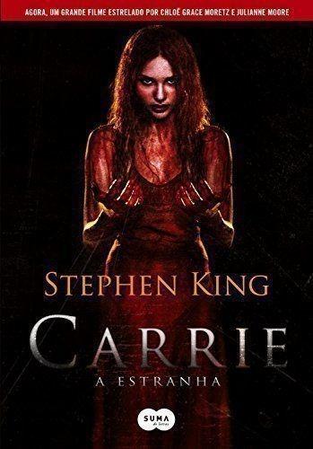 Livro Carrie A Estranha Stephen King