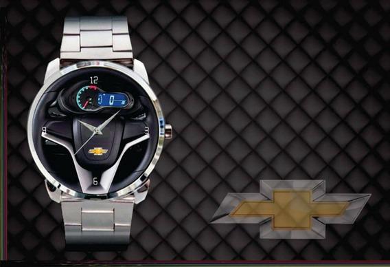 Relógio De Pulso Personalizado Painel Onix - Cod.gmrp004