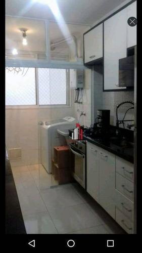 Apartamento Com 2 Dormitórios À Venda, 48 M² Por R$ 317.000,01 - Freguesia Do Ó - São Paulo/sp - Ap0534